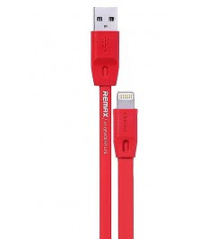 Кабель USB/Lightning Remax RC-001i Red