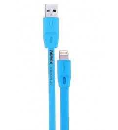 Кабель USB/Lightning Remax RC-001i Blue