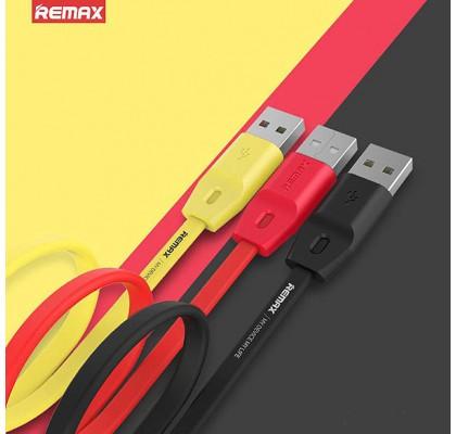 Кабель USB/Lightning Remax RC-001i White