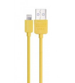 Кабель USB/Lightning Remax RC-006i Yellow