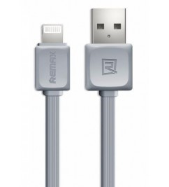 Кабель USB/Lightning Remax RC-008i Silver