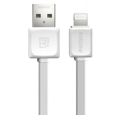 Кабель USB/Lightning Remax RC-008i White