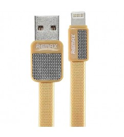 Кабель USB/Lightning Remax RC-044i Gold