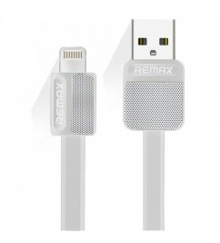 Кабель USB/Lightning Remax RC-044i Silver