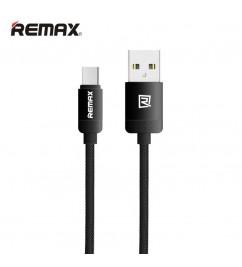 Кабель USB/micro USB Remax RC-010m Black