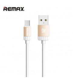 Кабель USB/micro USB Remax RC-010m Orange