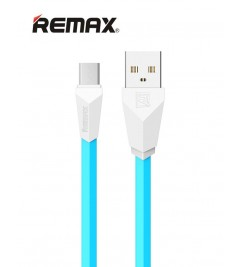 Кабель USB/micro USB Remax RC-030m Blue/white