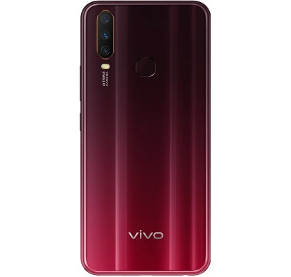 Vivo Y15 (4+64GB) Burgundy Red (UA-UCRF)