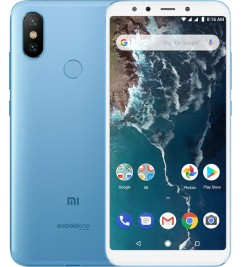 Xiaomi Mi A2 (4+32Gb) Blue (EU)