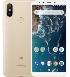 Xiaomi Mi A2 (4+32Gb) Gold (EU)