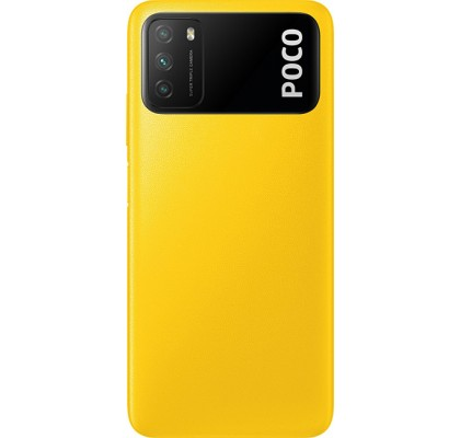 Xiaomi Poco M3 (4+128Gb) Yellow