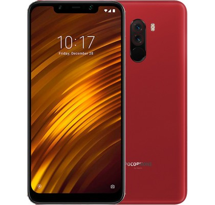 Xiaomi Pocophone F1 (6+64Gb) Red (EU)