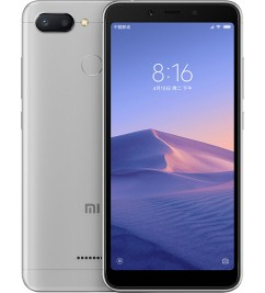 Xiaomi Redmi 6 (3+32Gb) Grey (EU)