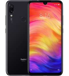Redmi Note 7 (4+64Gb) Black (EU)