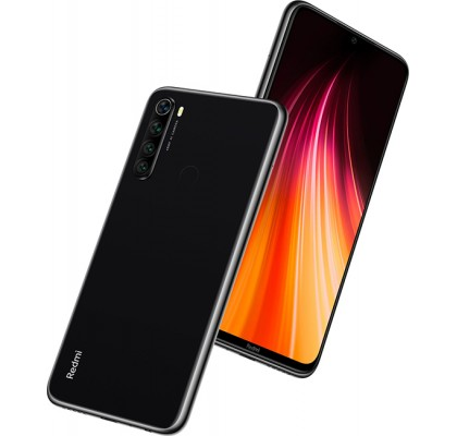 Redmi Note 8 (4+64Gb) Black (EU)