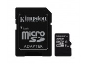 Карта памяти Kingston microSD 32Gb class 10 + SD